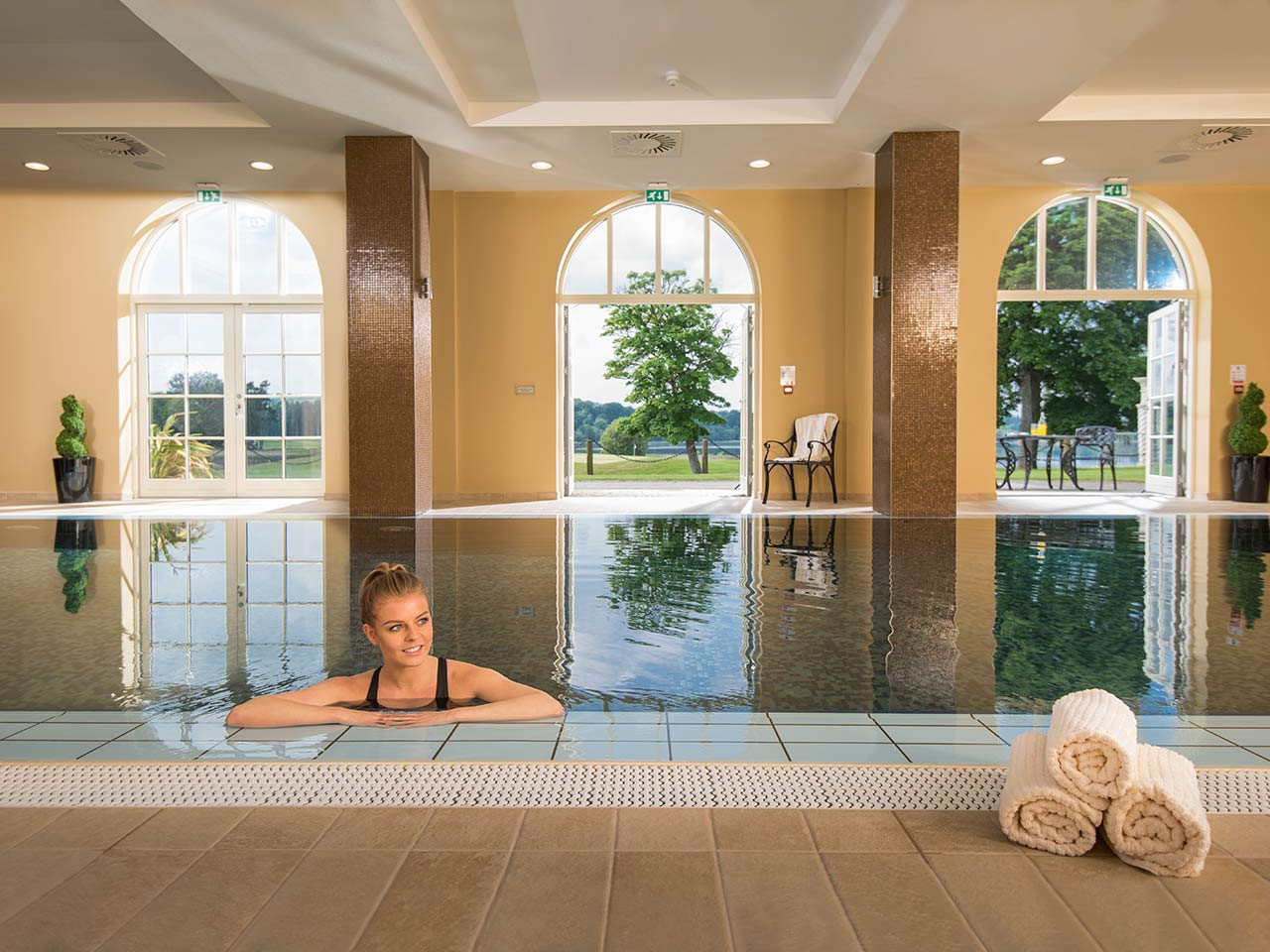Official gallery lough erne resort official website for Accolades salon coupon
